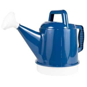 2 Gal. (256 fl. oz.) Watering Can Deluxe Classic Blue