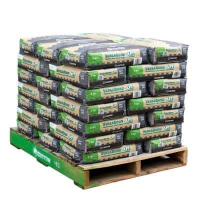 VersaBond-LFT 50 lbs. Gray Fortified Medium Bed Mortar (35 Bags / Pallet)