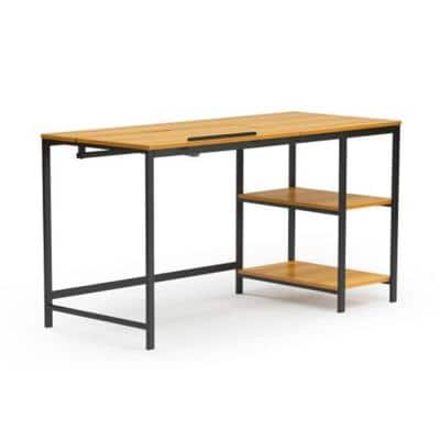 55 in. Multi-Function Drafting Table and Computer Desk Multi-Function Drawing Table with Adjustable Stand Table Board