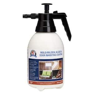 48 oz. 1 Shot N Gone Mold-Mildew Inhibiting Liquid in 2 l Sprayer Applicator