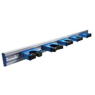 28.25 in. x 2.25 x 2.75 in. Hang Up Storage Unit (2-Pack)