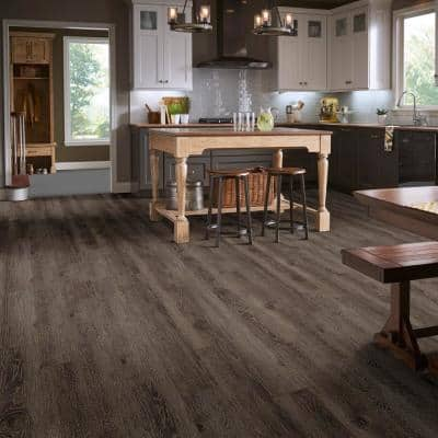 Inspiration 6 in. W Meadowland Adhesive Luxury Vinyl Plank Flooring (53.93 sq. ft./case)