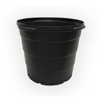15 Gal. Plastic Round Nursery Trade Pots (480-Pack)