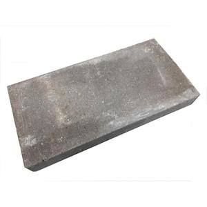 8x2x16 Solid Cap Block Normal Weight