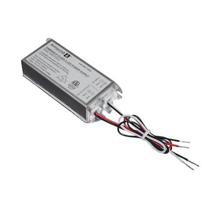 60-Watt AC 12-Volt Dimmable Electronic Power Supply