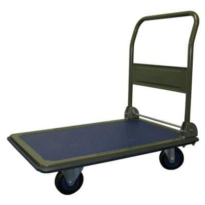 Heavy Duty 600 lb. Capacity Folding Platform Cart