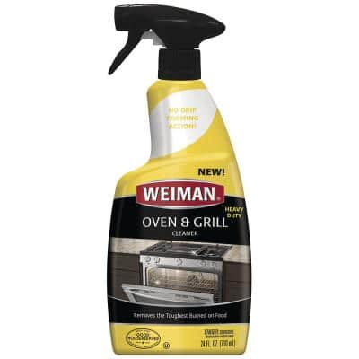 24 oz. Oven and Grill Cleaner Spray