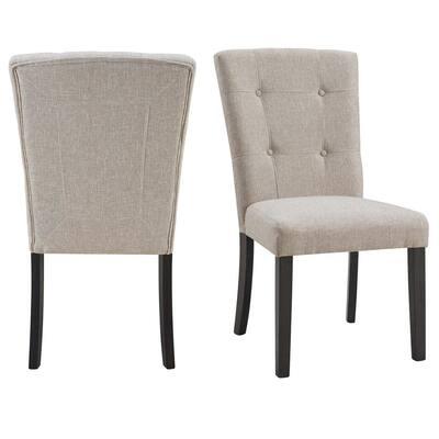 Landon Tufted Upholstered Chair Set