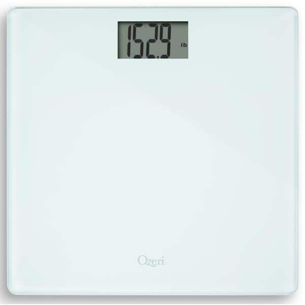 Ozeri Precision Bath Scale 440 Lbs