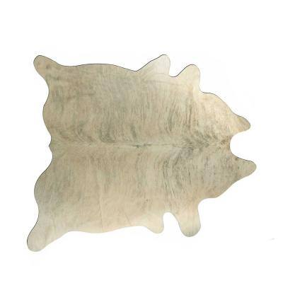 Josephine Light Brindle 7 ft. x 11 ft. Specialty Cowhide Area Rug