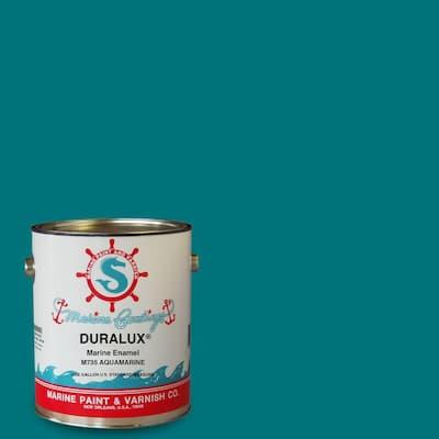 1 gal. Aquamarine Marine Enamel