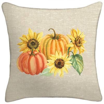 16 in. x 16 in. x 5 in. Harvest Toss Pillow