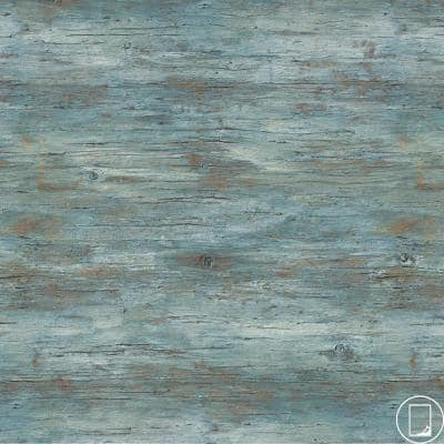 4 ft. x 8 ft. Laminate Sheet in RE-COVER Chesapeake Antique Wood with Virtual Design SoftGrain Finish
