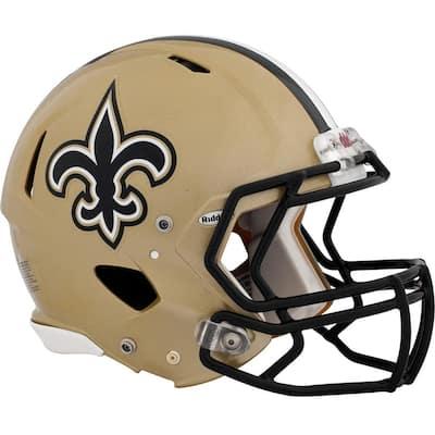 45 in. H x 56 in. W New Orleans Saints Helmet Wall Mural