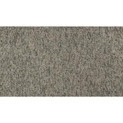 Lanwick - Color Wind Chime Pattern Gray Carpet