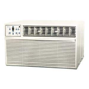 15,100 BTU 115-Volt Window Air Conditioner With Remote in White