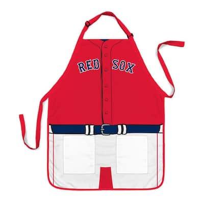 Boston Red Sox Jersey Apron