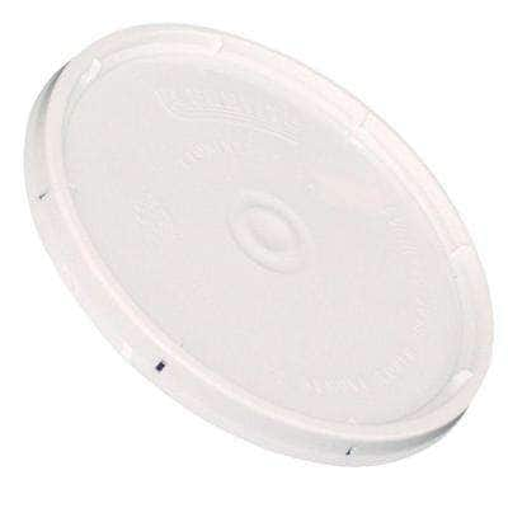 2-gal. Plastic Pail Lid (60-Pack)