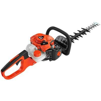 20 in. 21.2 cc Gas 2-Stroke Cycle Hedge Trimmer