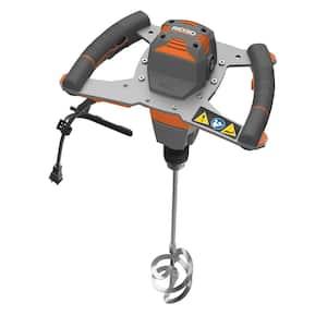 Single-Paddle Mixer