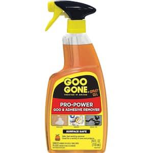 24 oz. Pro-Power Adhesive Remover Spray Gel