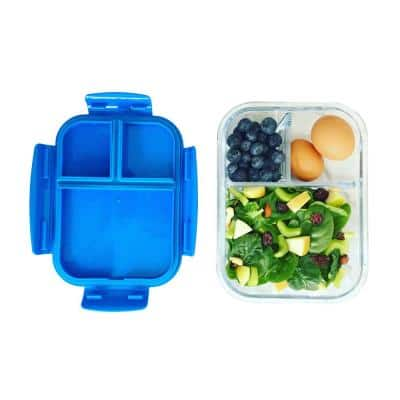Glass Lunchbox with Leak-Proof Lid