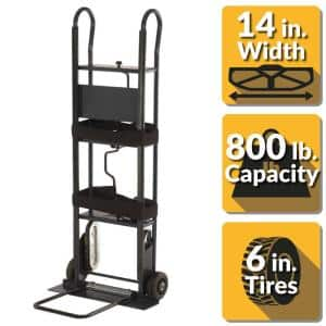 800 lbs. Capacity Appliance Hand Truck