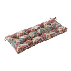 Asbury Park 44 in. x 17 in. Rectangle Outdoor Bench/Swing Cushion