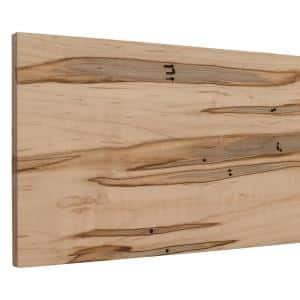 0.438 in. x 5.50 in. x 96 in. Ambrosia Maple Wood Accent Moulding