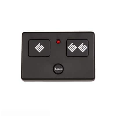 Standard 3-Button Remote Transmitter for Ghost Controls Automatic Gate Opener Systems