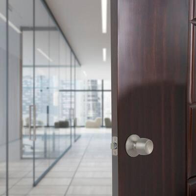 Brandywine Stainless Steel Hall/Closet Passage Door Knob