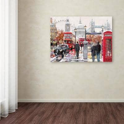 Red Posters Art Prints Wall Art The Home Depot