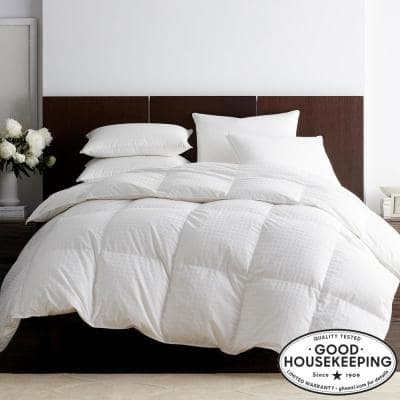 Legends Luxury Royal Baffled Ultra Warmth White Full Down Comforter
