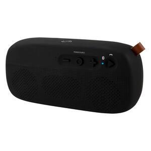 Water Resistant IPX4 Bluetooth Speaker in Black