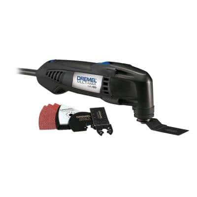 Multi-Max 2.3 Amp Variable Speed Corded Oscillating Multi-Tool Kit with 6-Accessories