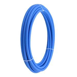 1/2 in. x 50 ft. Coil Blue PEX-B Pipe