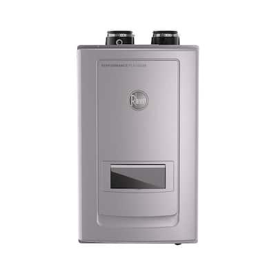 Performance Platinum 9.9 GPM Liquid Propane High Efficiency Indoor Recirculating Tankless Water Heater