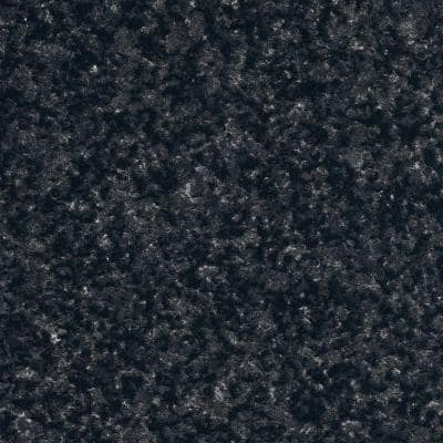 5 ft. x 12 ft. Laminate Sheet in Blackstone with Gloss Finish