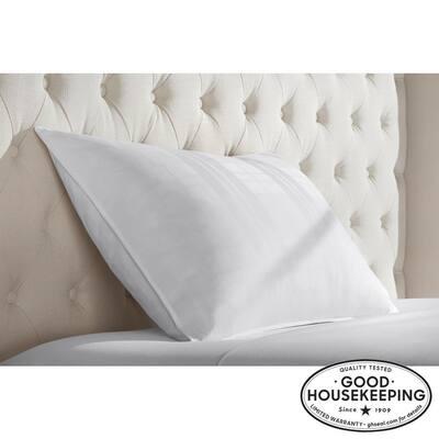 Down Surround Jumbo Pillow