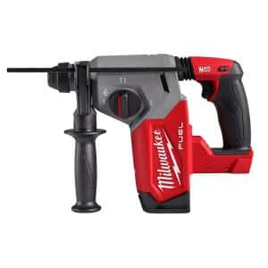 M18 FUEL 18-Volt Lithium-Ion Brushless Cordless 1 in. SDS-Plus Rotary Hammer (Tool-Only)
