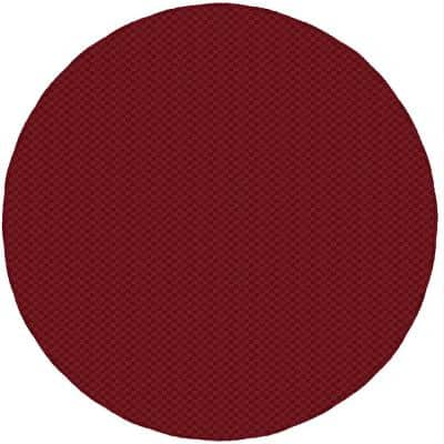 Medallion Chili 7 Ft. 6 In. Round Area Rug