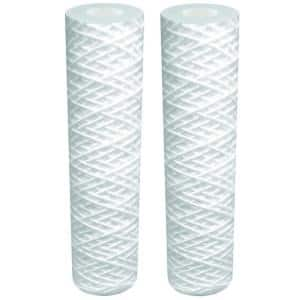 String Wound Whole House Cartridge (2-Pack)