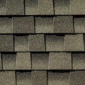 Timberline HDZ Weathered Wood Algae Resistant Laminated High Definition Shingles (33.33 sq. ft. per Bundle) (21-Pieces)