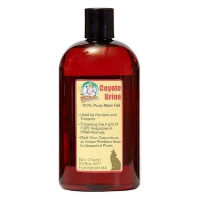 16 oz. Bottle of Coyote Urine Small Animal Deterrent
