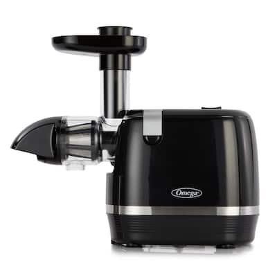 Cold Press Black 365-Juicer Slow Masticating Juice Extractor