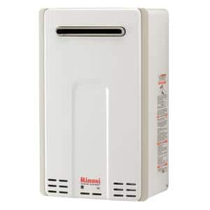 High Efficiency 6.5 GPM Residential 150,000 BTU/h 44.0 kWh Propane Exterior Tankless Water Heater