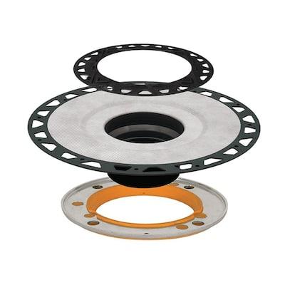 Kerdi-Drain 7-1/2 in. ABS Adaptor Kit