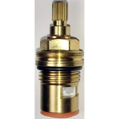 1/2 in. Ceramic Cartridge Fits Jado and Luxury Brand Faucets -Hot