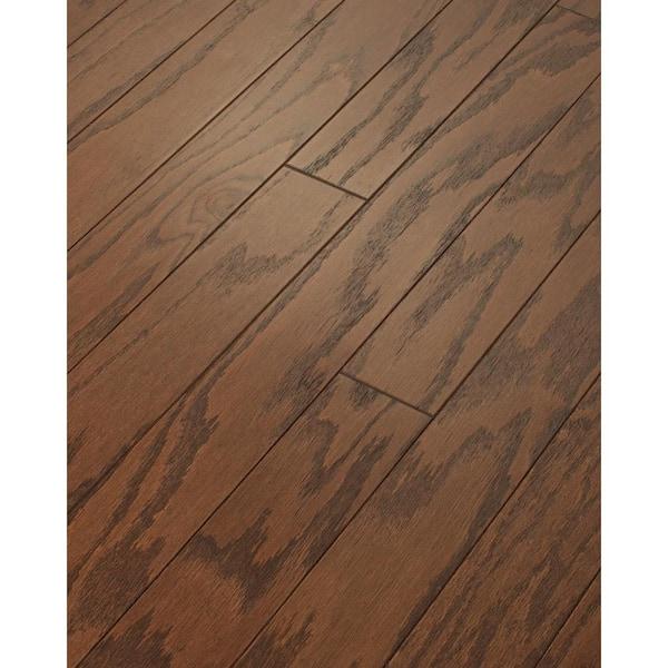 W Cinnamon Engineered Hardwood Flooring, Toasted Cinnamon Oak Laminate Flooring