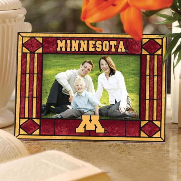 NCAA Minnesota Art Glass Frame